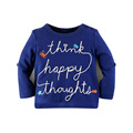 Mom and bab newest design baby body suit children clothing boys T-shirt cotton soft shirt wholesale price