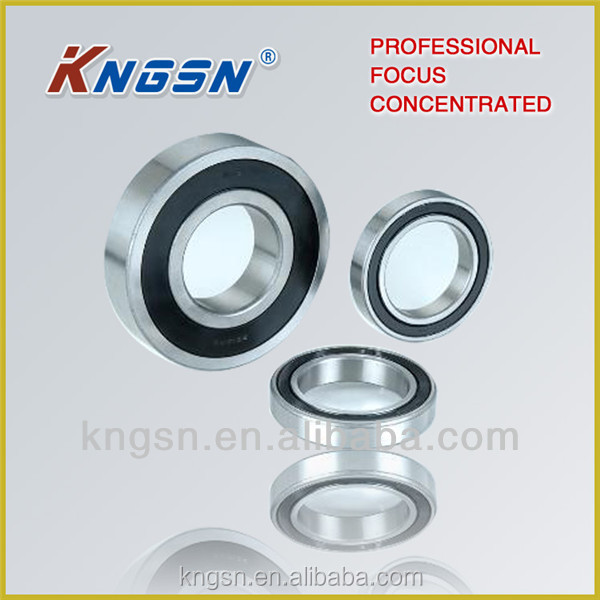 Textile machinery Deep Groove Ball Bearing with direct sale