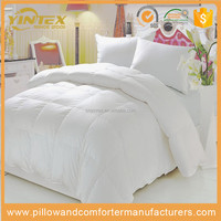 Anti-bacterial 100% Nature Cotton Quilted Polyester Comforter/Duvet/Quilt