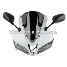 For Honda CBR600RR 07-10 F5 motorcycle Headlight,upper fairing,mirror,Windscreen