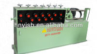steel wire and bar straightening and cutting machine