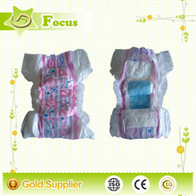 OEM available high hygiene baby diaper maker baby diaper factory