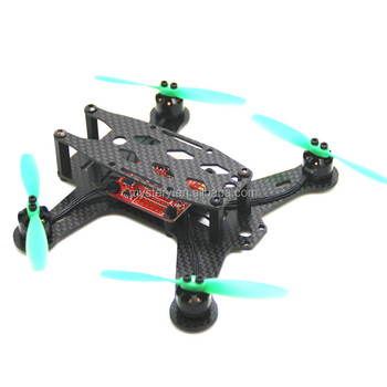 LT130 ZMR130 QAV130 130MM Carbon Fiber Frame Kit for Mini Racer Helocopter Multicopter