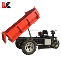 Licheng high quality 48v 1000w electric tricycle / 3 wheel tricycle cargo / three wheeler motorcycle
