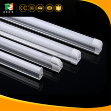 Factory Direct sell high lumen SMD 2835 clear frosted 4ft 1200mm 18w led tube housing t5