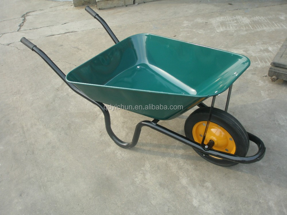 yichun WB3800 South Africa 60L agriculture wheelbarrow