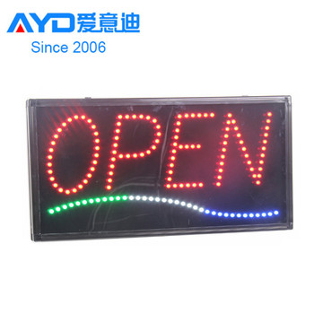 24*48cm Factory Manufacture Big Sale LED Moving Sign