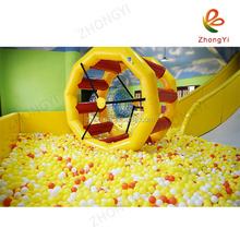 Water Wheel Giant Inflatable Swimming Pool Lake Pond Beach Floating Summer Toy