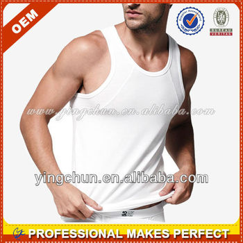 muscle fitted tank tops wholesale