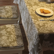 tablecloth fabric cocktail bistro table linens