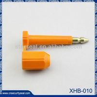 XHB-010 logistics seal,custom seal security container bolt seal lock