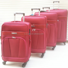 3-pc Spinner Luggage with removeable wheels 20 24 28 32 inch 3pcs luggage set