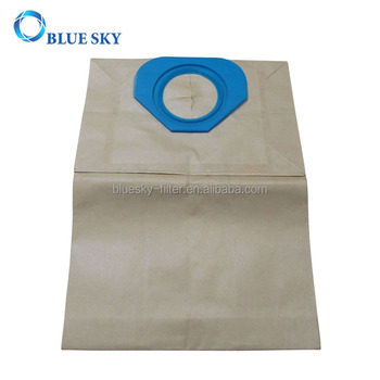 Brown Paper Dust Bag for Nilfisk-Advance GM80 Vacuum Cleaner