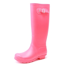 2015 hot sale pvc rain shoes, wellington boots for woman