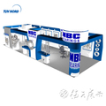 Detian Offer Hot Sale New Product Modular Portable Exhibition Stand From Shanghai Supplier