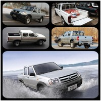 China NISSAN Stock cheap pickup 4x2 diesel pickup truck