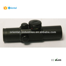 Wholesale Sniper Tactical Optical Riflescope,Red/Green Dot Sighting RifleScope 1x30, New Products OEM Chinse Supplier