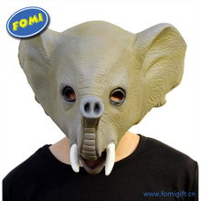 Good Quality Latex Elephant Head Mask Animal Mask For Party