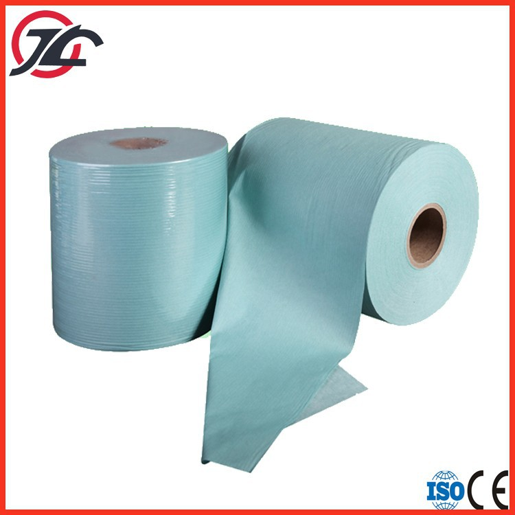 Quality nonwoven all purpose cleaning wipe/clean wipe/Industrial Cleaning Wipes