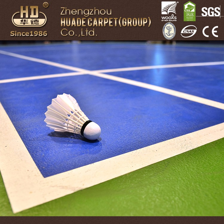 Guaranteed quality wholesale pvc sports flooring