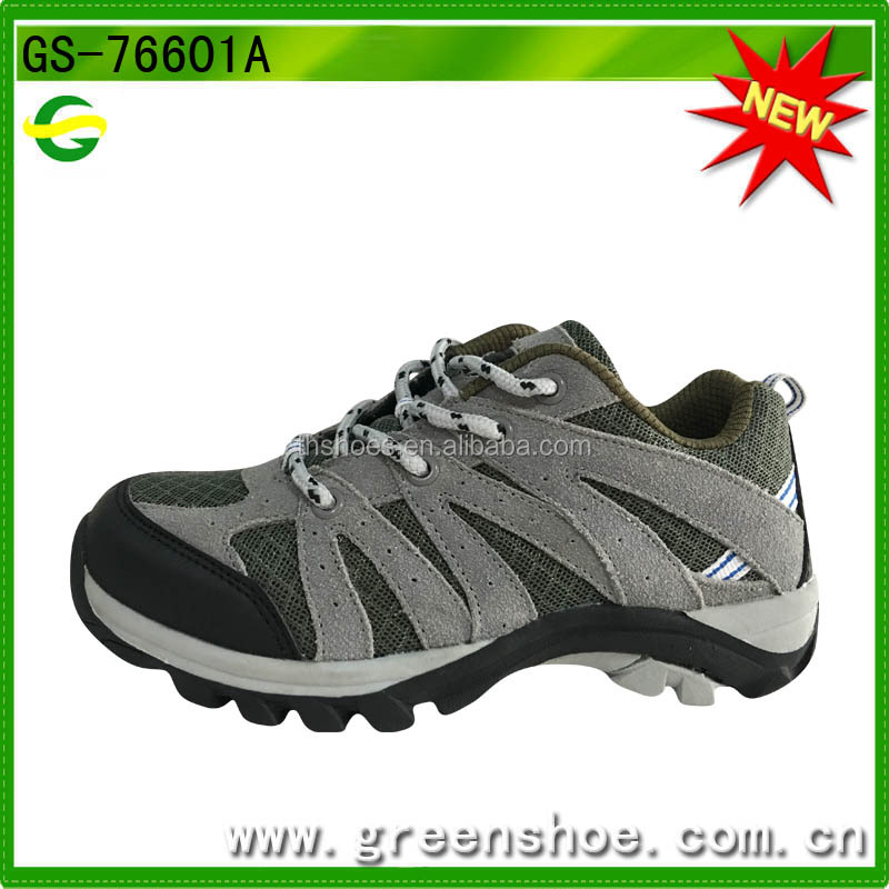 Hot children safety hiking shoes climbing shoes spring trekking shoes waterproof