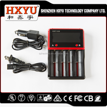 18650-C4 LED display Intelligence 6V / 7.5V / 2V battery charger