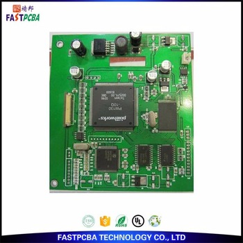 Rohs Specialize 94V0 Pcb Board Assembly With Lcd Tv Spare Parts
