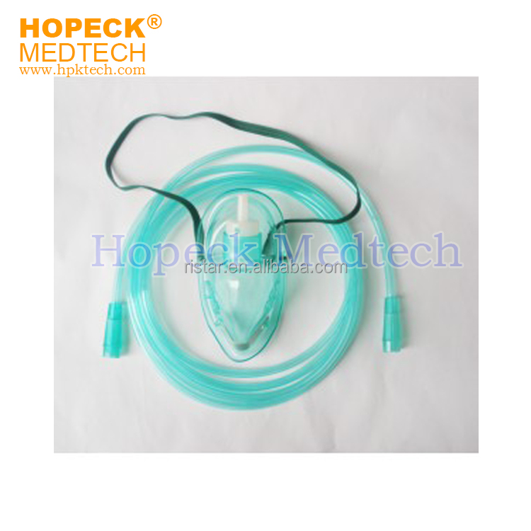 Oxygen Mask connecting tubes and spare parts, HPK-MEDC532-00003U