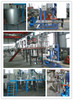 interior and exterior walls Paint making machine