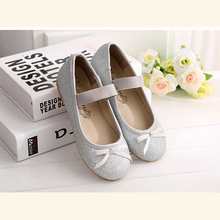 Wholesale Soft Rubber Sole Genuine Dress Ankele Girl Baby Leather Walking Shoes For Baby