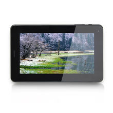 7 inch Tablet Pc A13 Cortex A9 CPU 512M RAM+4G Flash+Wifi+Camera android pc tablet