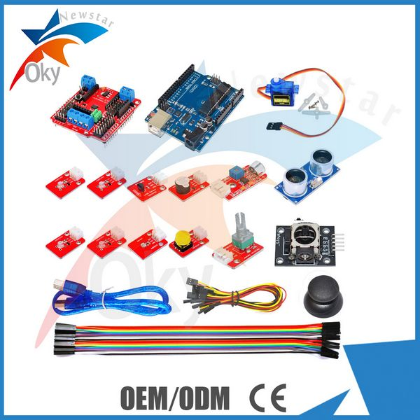 Starter kit UNO R3 Starter Kit starter kit uno r3 for Arduino