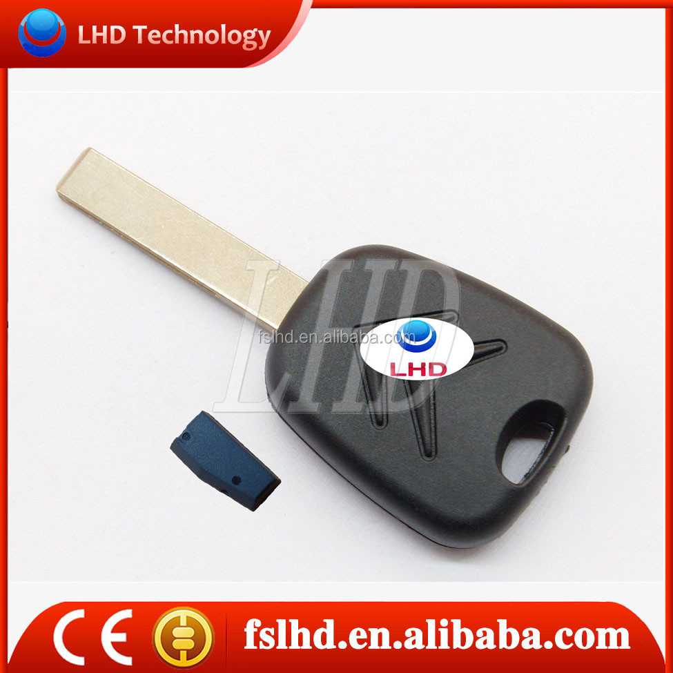 Car key transponder ID46 chip citroen c3 key