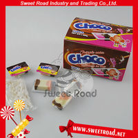 360g Choco Three Color Chocolate jam/chocolate bar