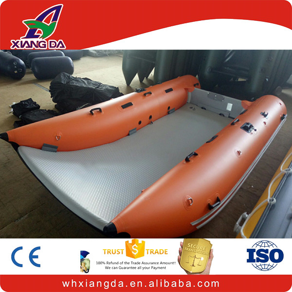 inflatable catamaran fast passenger ferry boat for sale