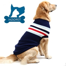 British Style Pet Dog Sweater For Large Dogs Autumn Pet Coat For Dogs