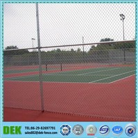Suppliers in China for Sport Chain Link Metal Fence Decoration