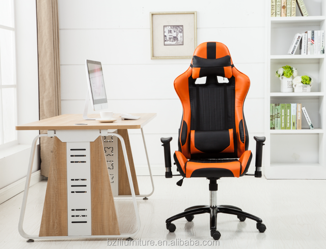 2017 Best Sale PC Syle Swivel Office Game Racing Chair