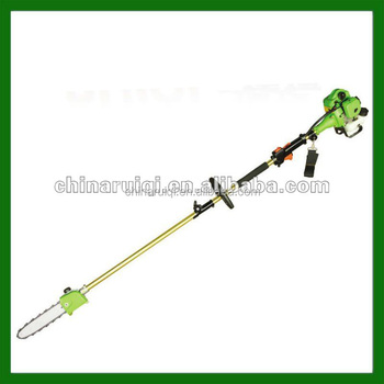 2012 new design Tree pruning long pole chain saw