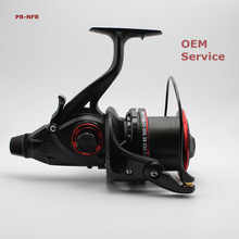PR-NFR Customized Long Casting Bait Runner Release Fishing Reel