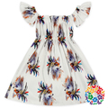Fashion Dresses For 2-8 Years Girl Kids Old Fashioned Dress Girls Dress Names With Pictures