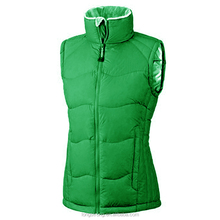 RYH671 Standard down vest waistcoat designs for women