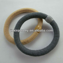 plain color simple elastic hair band hair ties more fashion type support
