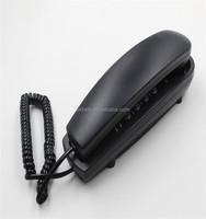 Basic Phone, Trimline Wall Mounted Slim Telephone