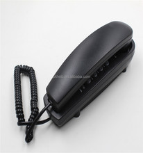 Basic Phone, Trimline Wall Mounted Slim Telephone