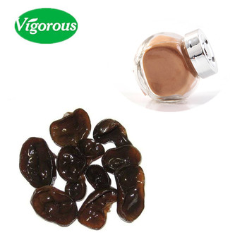 100% pure natural free sample Black Fungus Auricularia auricula extract