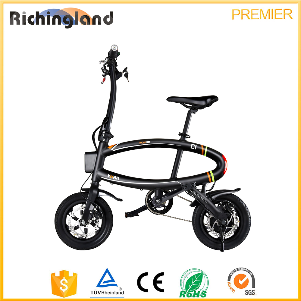 Hot new products for 2017 Folding electric bike Electric bicycle Ebike Electric bike
