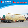 3 Axles Bulk Cement Powder Tank