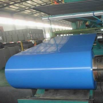 Color coated galvanized steel for roof tile