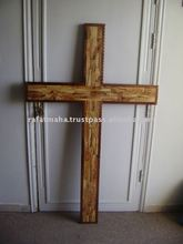 150cm Handmade Catholic Easter Wooden Crosses